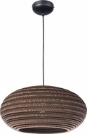Maxim 9105JVBK Java Black Hanging Light Fixture
