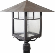 Melissa 2690 Traditional Exterior Lamp Post Light