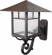 Melissa 269073 Traditional Exterior Wall Mounted Lamp