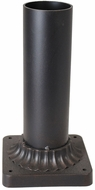 Melissa 2N Extension Traditional Outdoor Post Mount