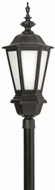 Melissa H1290BLH Traditional LED Exterior Post Light Fixture