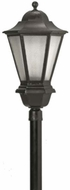 Melissa H3090BLH Traditional LED Outdoor Post Light Fixture