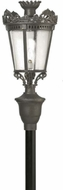 Melissa HTC4390B1SR Traditional LED Exterior Post Lamp