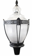 Melissa HTM4392 Traditional Commercial LED Outdoor Post Head