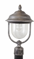 Melissa K400 Traditional Exterior Pole Lighting Fixture