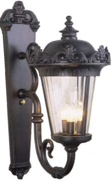 Melissa PE395051 Traditional Outdoor Light Sconce