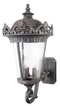 Melissa PE395063 Traditional Outdoor Lamp Sconce