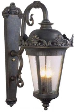 Melissa PE399072 Traditional Exterior Lighting Wall Sconce
