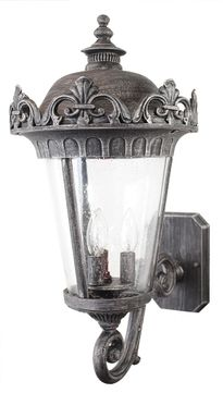 Melissa PE399073 Traditional Outdoor Wall Lighting Sconce