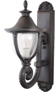 Melissa TC343033 Traditional Exterior Wall Mounted Lamp