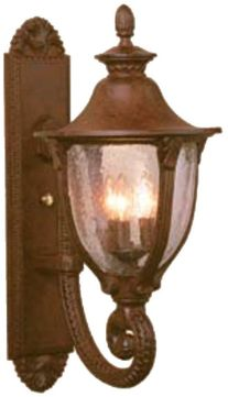 Melissa TC345033 Traditional Exterior Wall Sconce Light