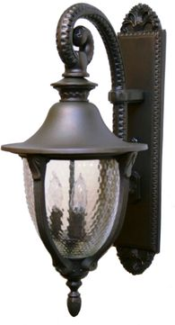 Melissa TC349056 Traditional Outdoor Light Sconce
