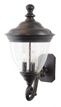 Melissa TC379073 Traditional Exterior Wall Light Sconce