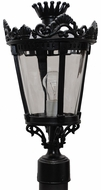 Melissa TC4330 Traditional Exterior Post Lamp