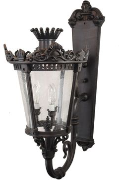 Melissa TC439071 Traditional Outdoor Lighting Sconce