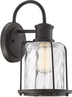 Meridian M50020ORB Oil Rubbed Bronze Exterior Lamp Sconce