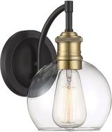 Meridian M50035ORBNB Oil Rubbed Bronze Outdoor Lamp Sconce