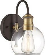 Meridian M50040ORBNB Oil Rubbed Bronze Exterior Wall Light Fixture