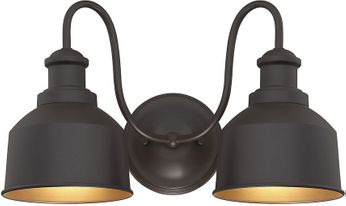 Meridian M50047ORB Oil Rubbed Bronze Exterior Wall Lighting