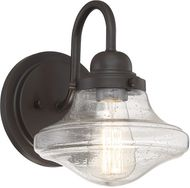 Meridian M50051ORB Oil Rubbed Bronze Exterior Wall Sconce Lighting