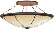 Meyda Tiffany 107469 Commerce Transitional 8 Lamp 72 Inch Diameter Overhead Lighting