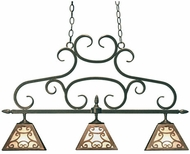Meyda Tiffany 116150 Bandolei Island Light Fixture