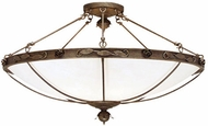 Meyda Tiffany 116246 Arabesque Overhead Lighting