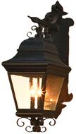 Meyda Tiffany 118857 Vincente Traditional Outdoor Wall Lighting Sconce