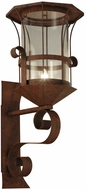 Meyda Tiffany 121276 Metro Pizza Traditional 20 Inch Wide Wall Light Sconce