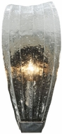 Meyda Tiffany 131654 Crystal 13 Inch Tall Crystal Sconce Light Fixture