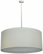 Meyda Tiffany 134700 Cilindro 78 Inch Diameter Parchment Pendant Drum Light