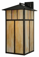 Meyda Tiffany 139586 Seneca Custom 40 Inch Tall Craftsman Wall Light Fixture
