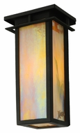 Meyda Tiffany 142020 QBG Mission 11 Inch Tall Craftsman Style Wall Light