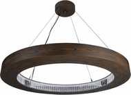 Meyda Tiffany 145991 Hickory Treasures Armoire Hickory LED Ceiling Light Pendant