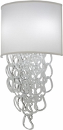 Meyda Tiffany 149815 Lucy Contemporary Sconce Lighting