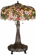 Meyda Tiffany 15404 Tiffany Cherry Blossom Tiffany Table Light
