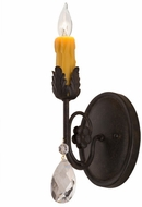 Meyda Tiffany 157895 Antonia Chestnut Wall Sconce
