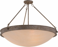 Meyda Tiffany 158206 Dionne Corinth / Carmel Onyx Acrylic Sb Out Ceiling Light