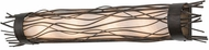 Meyda Tiffany 158811 Rama Country Delmonico Bronze Vanity Light