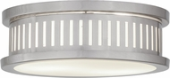 Meyda Tiffany 158956 Chisolm Passage Contemporary Satin Nickel Fluorescent Ceiling Lighting