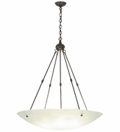 Meyda Tiffany 159145 Dia Timeless Bronze Hanging Light