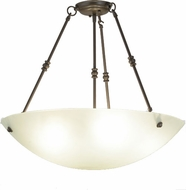 Meyda Tiffany 159597 Dia Timeless Bronze Overhead Lighting