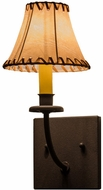 Meyda Tiffany 161672 Ranchero Dark Roast Wall Lamp