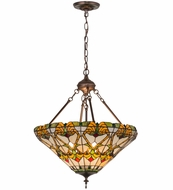 Meyda Tiffany 162116 Middleton Tiffany Hanging Lamp