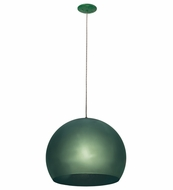 Meyda Tiffany 162258 Bola Play Contemporary Green Drop Lighting