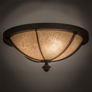 Meyda Tiffany 163088 Dominga Chestnut Ceiling Light Fixture