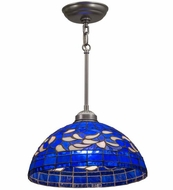 Meyda Tiffany 165429 Turning Leaf Tiffany Drop Lighting