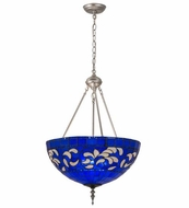Meyda Tiffany 165470 Turning Leaf Tiffany Drop Ceiling Lighting