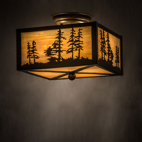 Timeless Lighting Lighting Fixtures Meyda Tiffany 167261 Tall Pines Rustic Timeless Bronze Overhead Lighting Fixture Mey167261 Amazoncom Meyda Tiffany 167261 Tall Pines Rustic Timeless Bronze Overhead