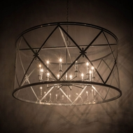 Meyda Tiffany 178337 Penelope Drum Lighting Pendant